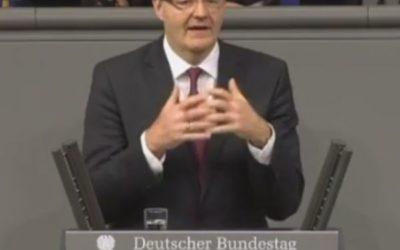 Bundestagsdebatte zur demografiepolitischen Bilanz der Bundesregierung