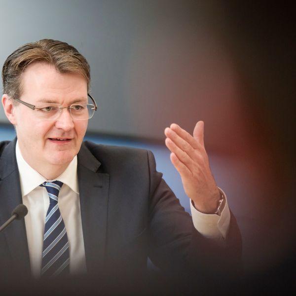 """Michael Frieser zu Gast im Deutschlandfunk """"Zur Diskussion"""""""