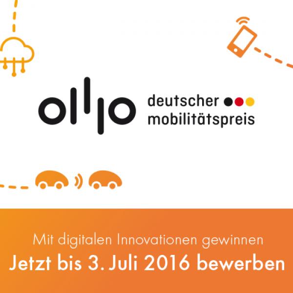 Wie verbessern digitale Innovationen unsere Mobilität? Ideen gesucht!