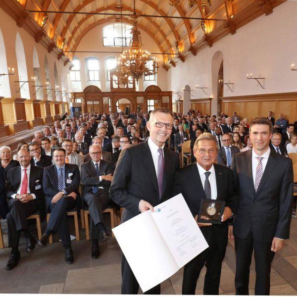 Jahresempfang der IHK Nürnberg für Mittelfranken