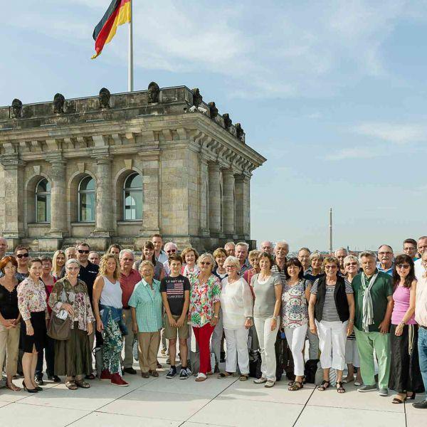 Politische Informationsreise nach Berlin