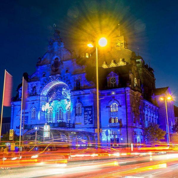 Nürnbergs Bewerbung als Europäische Kulturhauptstadt 2025