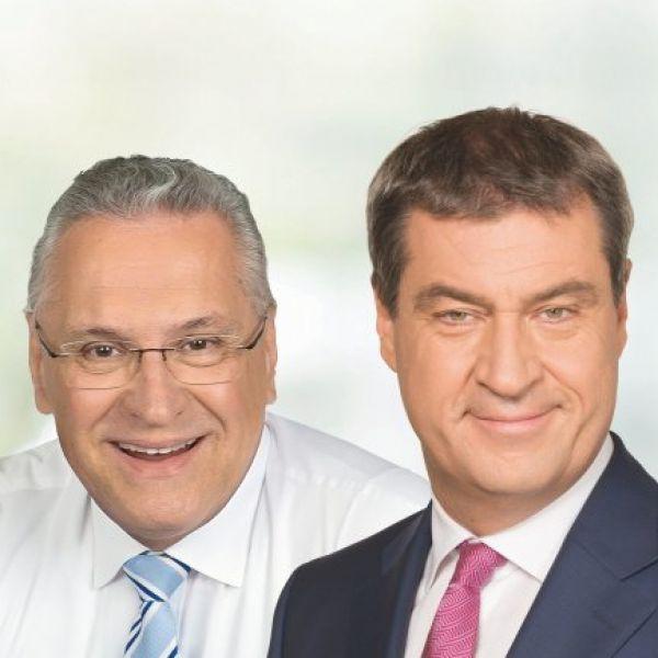 Klartext mit Herrmann und Söder