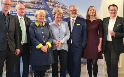 Filmempfang der CDU/CSU-Bundestagsfraktion voller Erfolg
