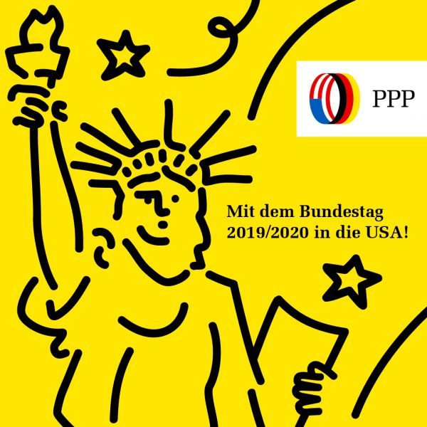 Parlamentarisches Patenschafts-Programm (PPP) 2019/2020