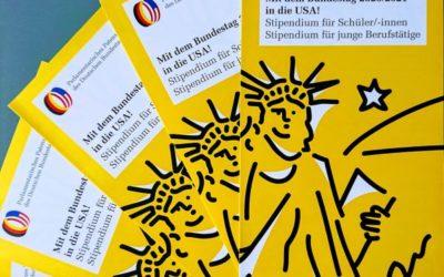 Stipendien für Austauschjahr in den USA (2020/2021)