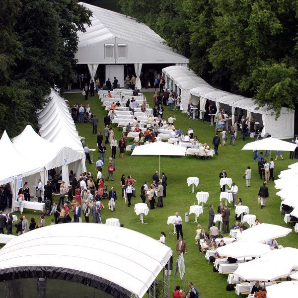 Ausstellungsplätze für nachhaltige Projekte und Unternehmen in Schloss Bellevue