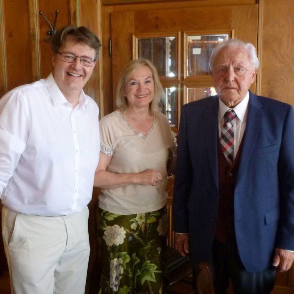 Vortrag von Dr. Oscar Schneider: Nürnberg als Zentrum des Humanismus