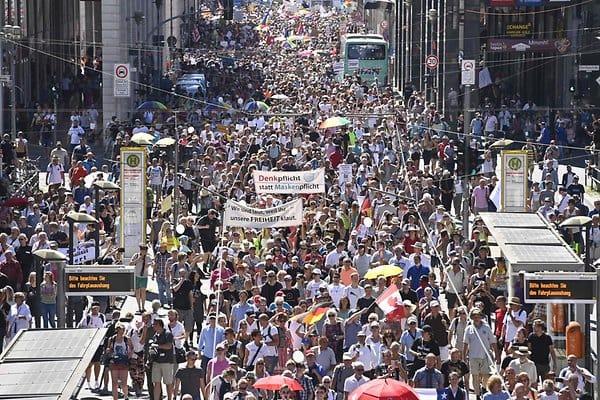 Demonstrieren ja – gefährden nein!