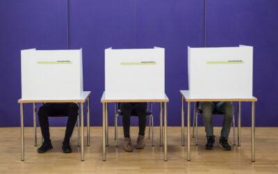 """Projekt """"Juniorwahl 2021"""""""